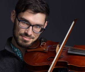 Matthew Christian fiddle